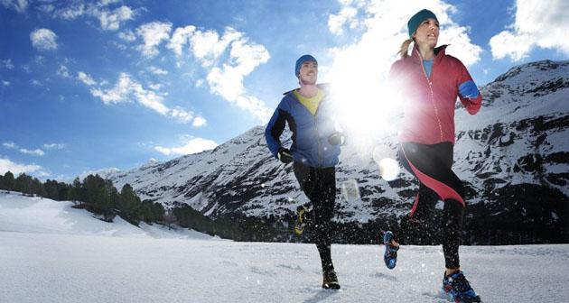 Избегайте зимней тренировки