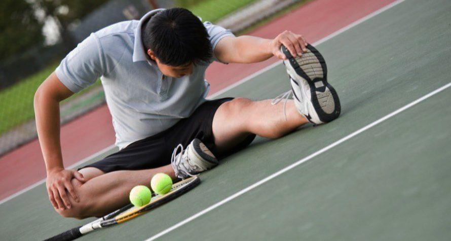 Общие травмы тенниса, влияющие на вас